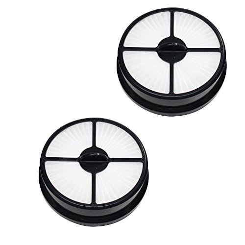 - 2 Pack Replacement HF-16 HEPA Filter for Eureka, Electrolux -Compatible with Eureka AS5204A, HF-16, AirSpeed Zuum AS5204A, 5400 Series, AS5200 Series, AS5210, AirExcel NLS 5403A, 68115, 68715, 83936-3