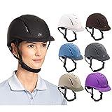 Ovation Deluxe Schooler Riding Helmet – ASTM