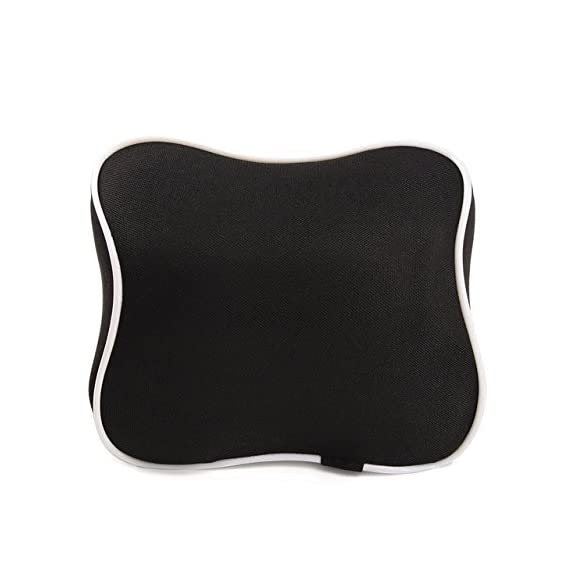 Hojo Car Seat Neck Cushion Pillow Memory Foam Neck Pillow Seat Cushion Car Auto Head Pillow For All Cars BMW Audi