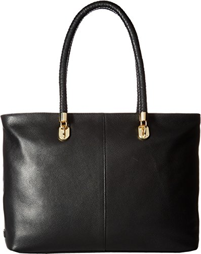 Cole Haan Benson Large Top Zip Tote, Black by Cole Haan