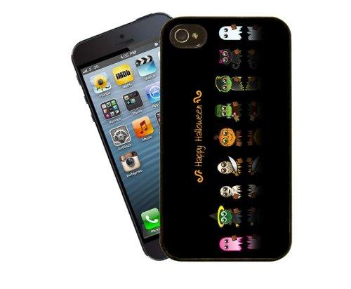Halloween Fall Design 7 - Telefon für Apple iPhone 5 / 5 s - Cover von Eclipse-Geschenkideen