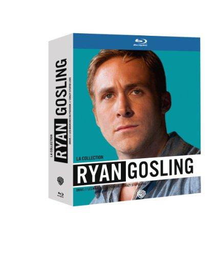 La Collection Ryan Gosling - Drive + Les marches du pouvoir + Crazy Stupid Love [Blu-ray]