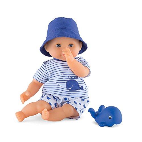 - Corolle Mon Premier Poupon Bebe Bath Boy Toy Baby Doll, Blue