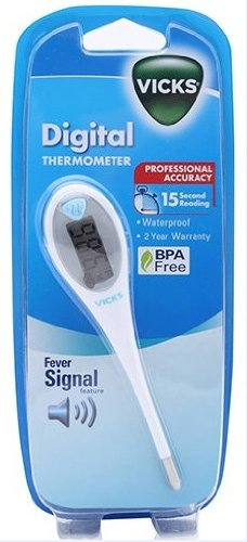 Vicks Digital Thermometer V901F-24 , V901F