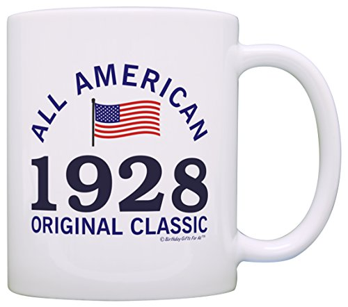 1928 All American Classic Coffee Mug