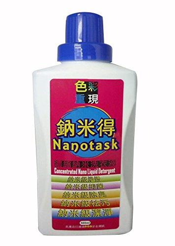 Amazon.com: nanotask concentrado Nano líquido detergente ...