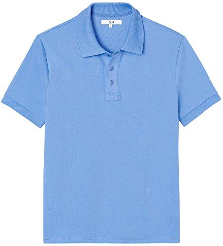 À Courtes Bleu marine Activewear Blue Polo Homme Manches Uw5ntYZqt