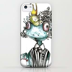 Society6 - Frog iPhone & iPod Case by Krigkou Petroula
