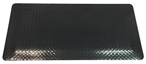 Machinist Anti-Fatigue Mat 5/8 Inch Foam - Black (2 Feet x 3 Feet)