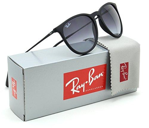 Ray-Ban RB4171 Erica Classic Women Gradient Sunglasses 622/8G - 54mm (Ray-ban Erika Braun)