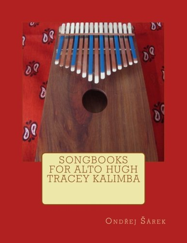 Used, Songbooks for Alto Hugh Tracey Kalimba for sale  Delivered anywhere in USA
