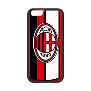 AC Milan For iPhone 6 4.7 Inch Case Cell phone Case Ytmb Plastic Durable Cover