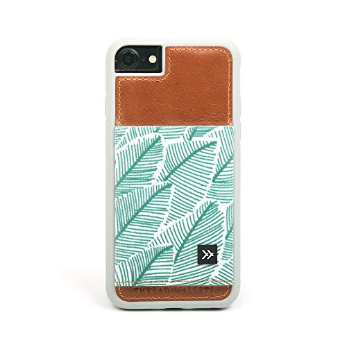 Thread Wallets - Slim Minimalist iPhone Wallet Case - iPhone 6/6s - iPhone 7 - iPhone 8 (Fits All) (Kai)