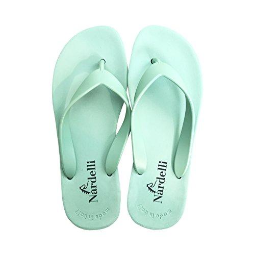 pour Vert Tongs Femme Nardelli Vert w5ZHqnC