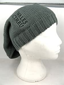 Gales galés gris Slouch Beanie Hat [wa150]