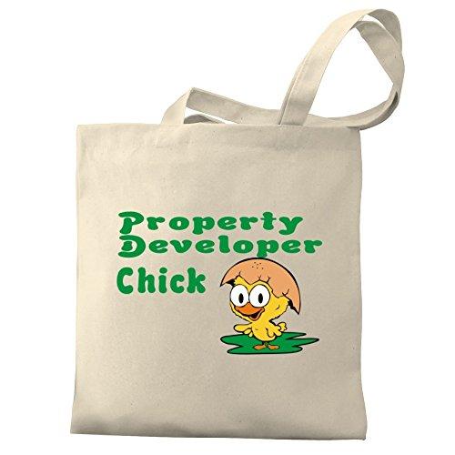Inmobiliario Chick De Eddany Promotor Bolsos Lona ZPdqnS0