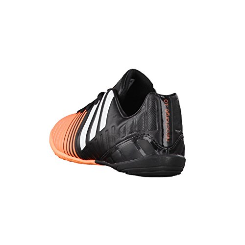 adidas Fussballschuhe Nitrocharge 3.0 IN J 28 core black/ftwr white/flash orange s15
