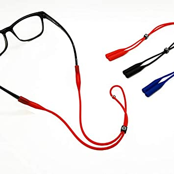 3pcs Eyeglass Cord Glasses Rope Eyewear Spectacles Chain Holder Landyard for Most Size Frames
