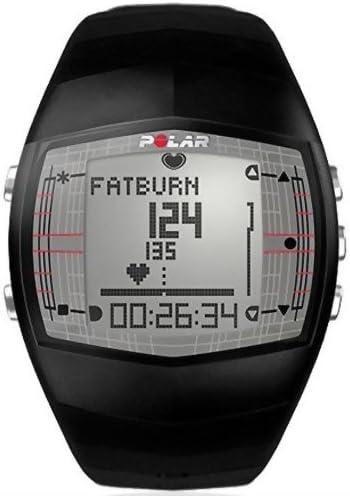 Polar FT40 Women's Heart Rate Monitor Watch (Black)