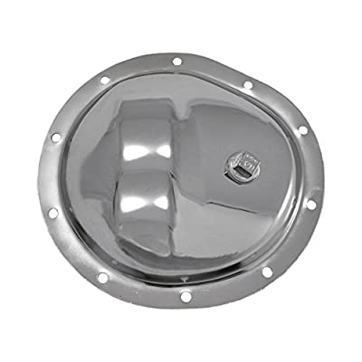 Yukon Gear & Axle (YP C1-GM8.5-F) Chrome Cover for GM 8.5 Front Differential: Automotive