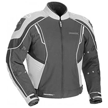 Amazon.com: Fieldsheer Sugo Mens Black Silver Jacket - 2X ...