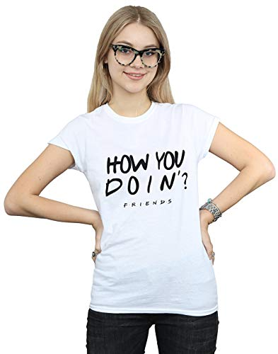 Blanc How Femme Absolute shirt Doin Cult You T Friends w7xqx8ntS