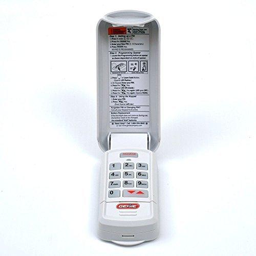 Genie Wireless Keypad (Genie GK-BX Intellicode Wireless Keypad 37224R)