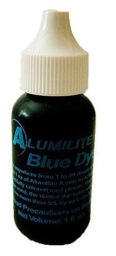 Alumilite Colorant Single Color Liquid Pigment Dye Blue