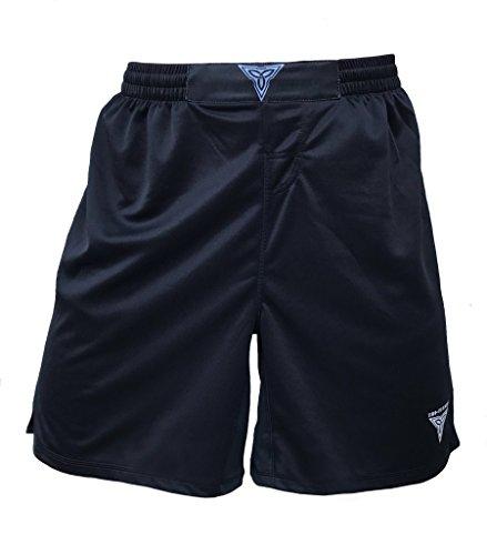 TRI-TITANS Performance MMA BJJ Wrestling Fight Shorts (Youth XL:26