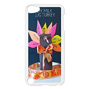 Ipod Touch 5 Phone Case Thanksgiving Turkey Q6A1159621