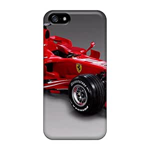 BeverlyVargo Iphone 5/5s Well-designed Hard Cases Covers 2007 Ferrari Formula One Challenger Protector