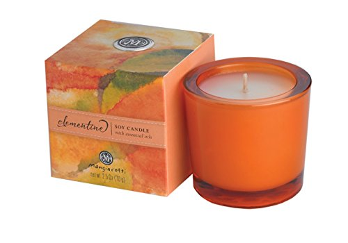 (Mangiacotti Soy Candle 2.5 oz (Clementine - Refresh))