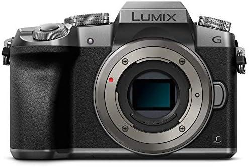 Panasonic Lumix G7KS 4K Mirrorless Camera, 16 Megapixel Digital Camera, 14-42 mm Lens Kit, DMC-G7KS 417QpxFAQeL