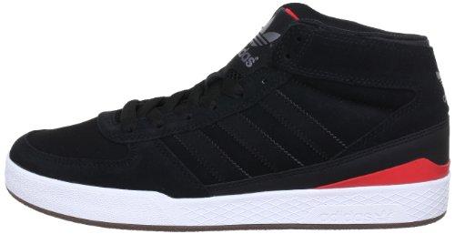 black schwarz Uomo Nero Black 1 Forum Adidas Vivid Red Sneaker S13 X ACwqYWSa