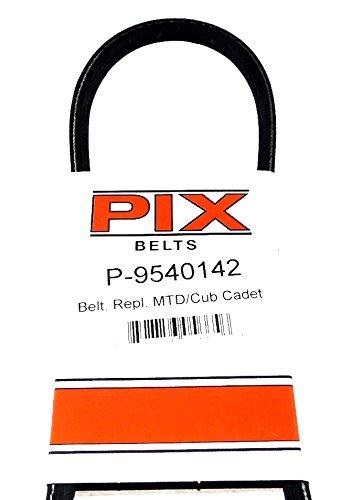MTD or CUB CADET 7540142 Replacement Belt