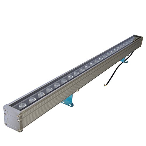Wall Light Washer 1 (RSN LED 24W Linear Bar Light Warm White Outdoor Wall Washer IP65 Waterproof 3 Years Warranty)