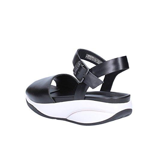 Sandales 03n Noir 700840 Arriere W Kizzy 03n Bride Femme Mbt Aq4En