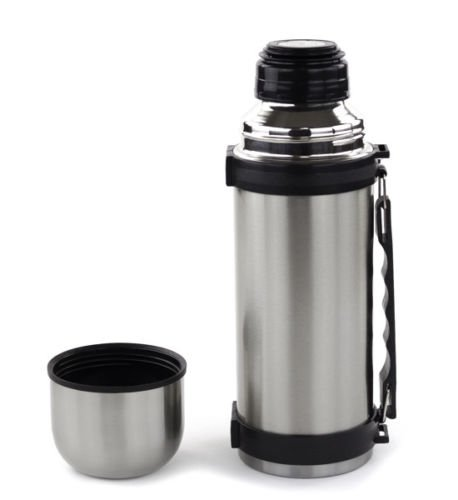 Thermos Vacuum Insulated 18 Ounce Stainless Steel Hydration Bottle, - 2 Police Legend