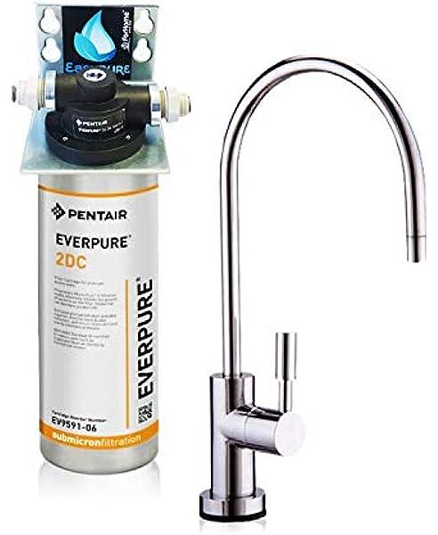 Purificador de Agua ForHome Easy Pure - Agua Depurata con Microfiltración Everpure 2DC: Amazon.es: Bricolaje y herramientas