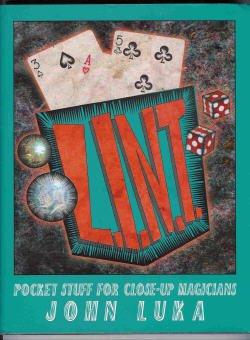 [L.I.N.T. Pocket Stuff For Close-Up Magicians] (Letter L Costumes)