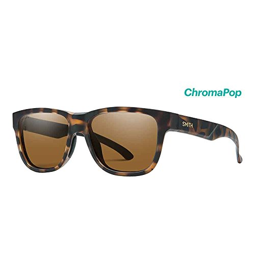 Smith Lowdown Slim 2 ChromaPop Polarized Sunglasses, Matte - Lowdown Chromapop Smith