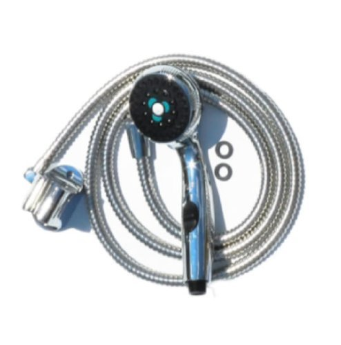 Eccotemp-10221452-Shower-Head-and-Stainless-Steel-Hose-Chrome-by-Eccotemp