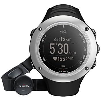 Suunto Ambit 2 S Heart Rate Monitors Luxury Watches - Graphite, One Size