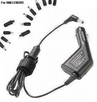 [Para todos laptop IBM LENOVO / ASUS EEE PC EEEBOX EEE!] NUEVO Adaptador de corriente - CA / coche /Universal cargador de coche - 12V encendedores ...
