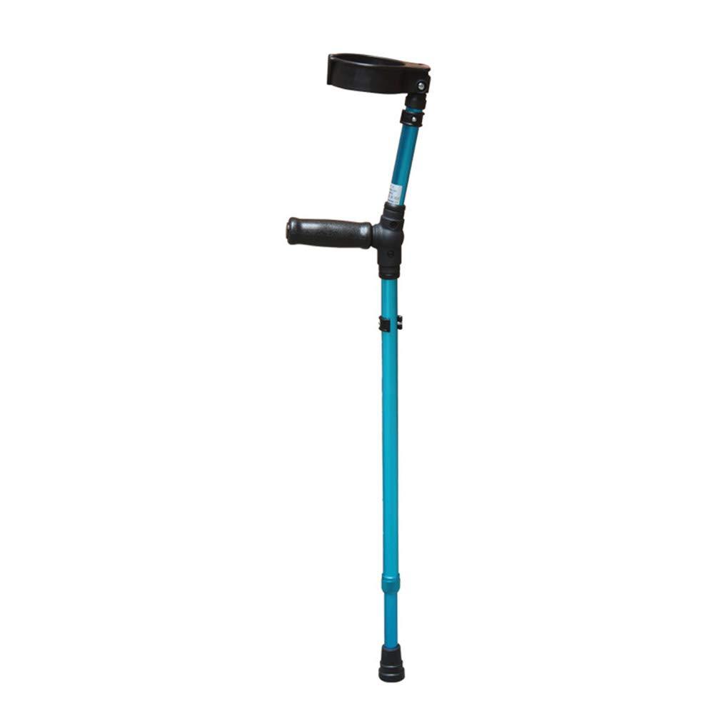 ++ 松葉杖、アルミニウム合金製の伸縮自在のスティック、不能なスティック :、軽量ウォーカーの調節可能なウォーカー B07KGQK9H5 # (色 : (色 青) 青 B07KGQK9H5, 御菓子所まつ月:16548286 --- ijpba.info