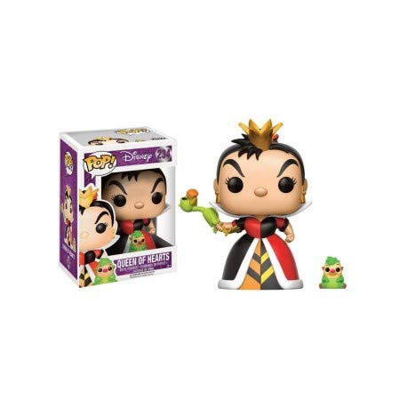 Funko Pop! Disney Alice In Wonderland Queen of Hearts #234