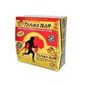 Native American Natural Foods 10897737 001106 Tanka Bar Traditional Case44; 12 boxes per case by Native American Natural Foods