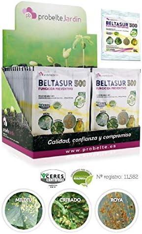 Probelte Jardín Fungicida Ecológico Oxicloruro Cobre 50% 40 g