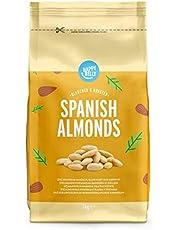Amazon-merk: Happy Belly Spaanse amandelen 1 kg