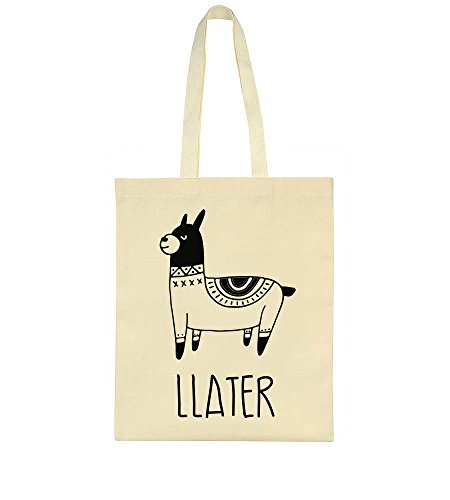 Llater Style Tote Pinata Drawing Bag Llama 00vrwqP
